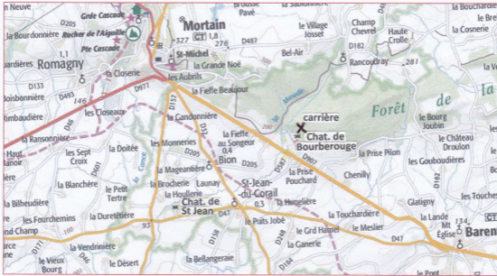 Capture carte mortain