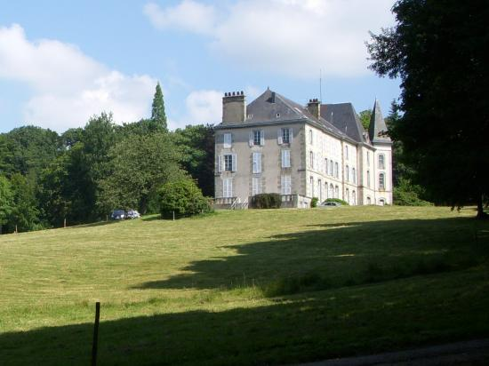 Chateau de bourberouge